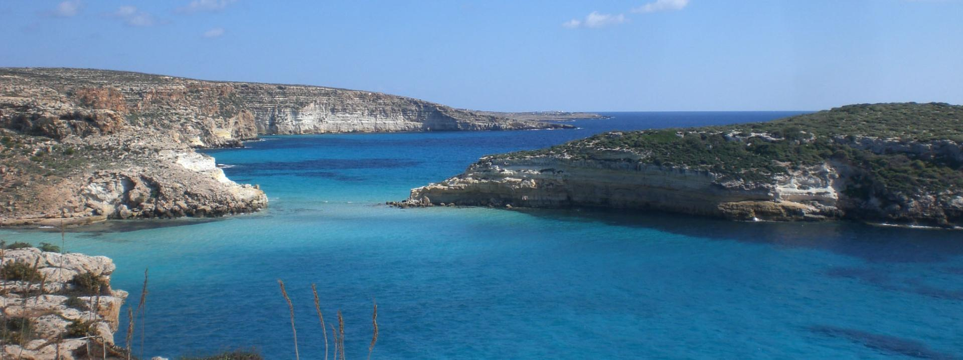 Walking Lampedusa e Linosa
