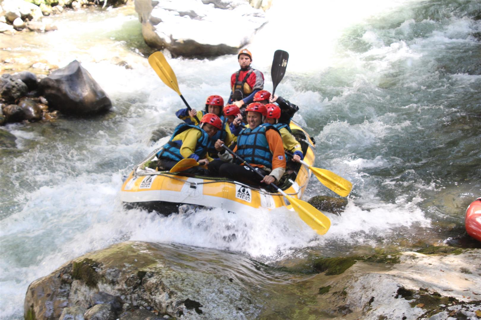 Rafting - Canyoning e Trekking sul Parco Nazionale...
