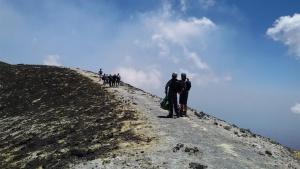 Crateri Sommitali - Etna Nord