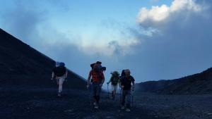 Dal Bivacco sull'Etna al Torrentismo a Pantalica e al Fiume Cassibile