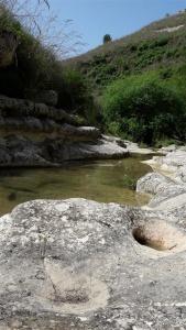 Cammino delle tre Cave - RG