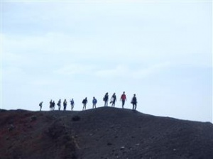 Capodanno Sull'Etna