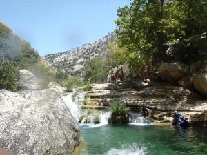 Torrentismo a Cava Grande del Cassibile - SR