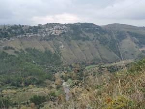 Contrada Buglia e Valle dell'Irminio (RG)