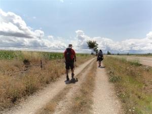 Cammino di Santiago de Campostela - Leòn - Santiago - Spagna