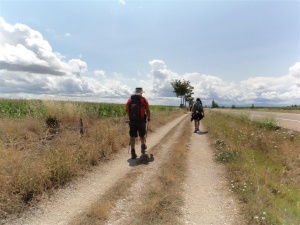 Cammino di Santiago de Campostela - Leòn - Santiago