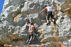 Arrampicata su Roccia (Climbing) a Buccheri (SR)