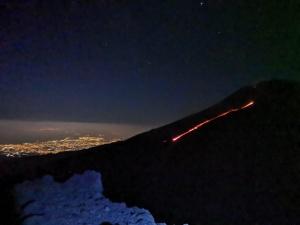 Notturna e Alba a 3000 Metri + Crateri Sommitali