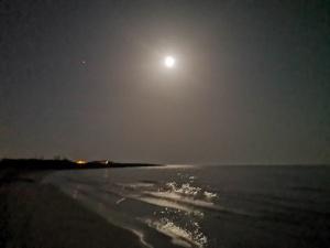 Plenilunio sulla Costa Iblea - Da Maganuco a Sampieri.
