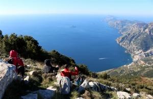 Wandering Sulla Costiera Amalfitana - Capri e Pompei