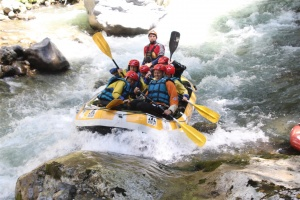Rafting - Canyoning e Trekking sul Parco Nazionale del Pollino - Calabria