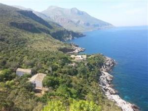 Riserva dello Zingaro - M. Cofano e Bagni Termali