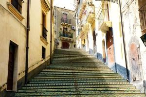 Cammino Errante sugli Iblei - 3 Tappa - Licodia Eubea - Vizzini