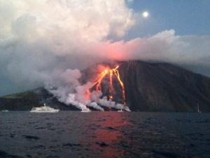 Stromboli e Vulcano - Isole Eolie
